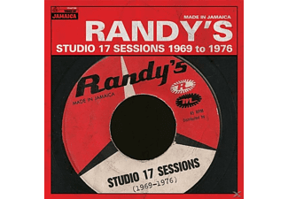 VARIOUS - RANDY S STUDIO 17 SESSIONS (1969-76) - (CD)