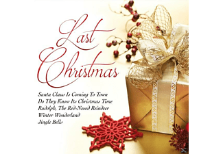 VARIOUS - Last Christmas - (CD)