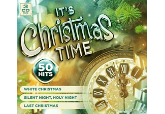VARIOUS - It.s Christmas Time-50 Hits - (CD)