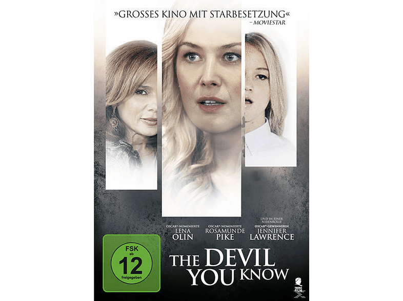The Devil You Know [DVD]