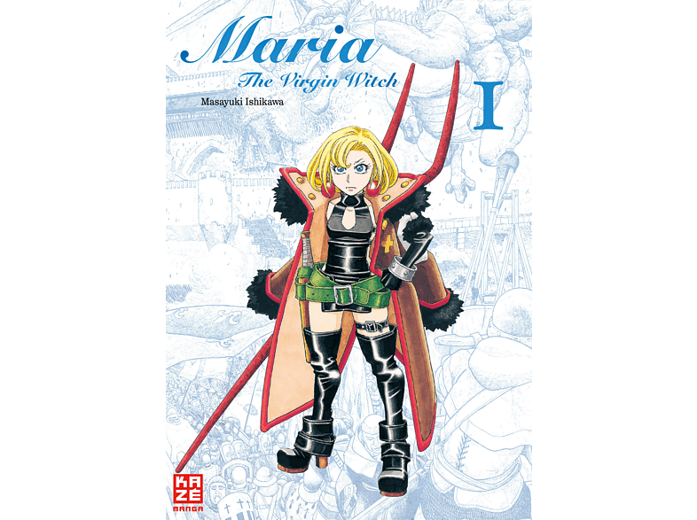 Maria The Virgin Witch - Band 1