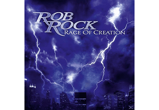 Rob Rock - Rage Of Creation - (Vinyl)