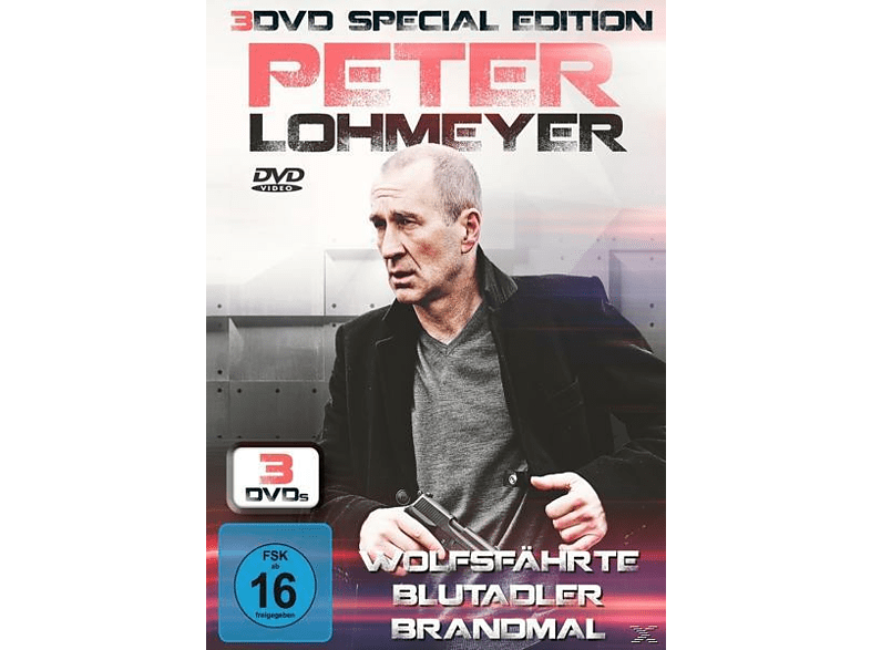 Peter Lohmeyer - Special Edition [DVD]