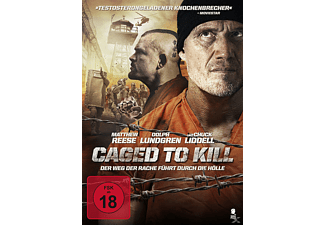 Caged To Kill - (DVD)