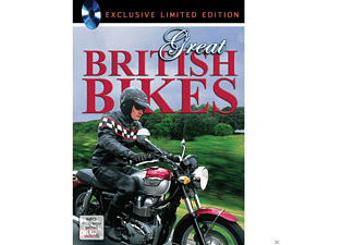 GREAT BRITISH BIKES - (DVD)