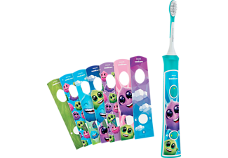 philips elektrische zahnb rste sonicare for kids connected. Black Bedroom Furniture Sets. Home Design Ideas