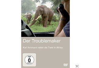 DER TROUBLEMAKER - (DVD)