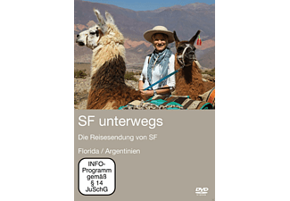 Sf Unterwegs Florida/Argentinien - (DVD)