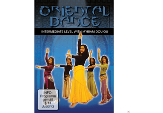 ORIENTAL DANCE INTERMEDIATE LEVEL - (DVD)