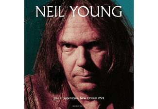 Neil Young - Live At Superdome, New Orleans, La - September 18, 1994 - (Vinyl)