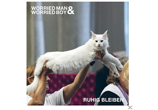 Worried Man & Worried Boy - Ruhig Bleiben - (Vinyl)