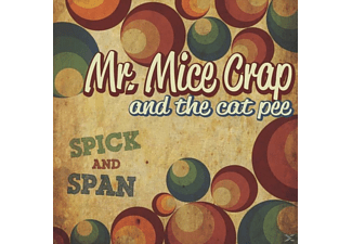 MR.MICE CRAP AND THE CAT PEE - Spick and Span - (CD)