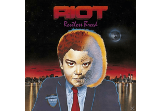 Riot - Restless Breed+Live 82 EP - (Vinyl)