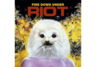 Riot - Fire Down Under Reissue - (Vinyl)