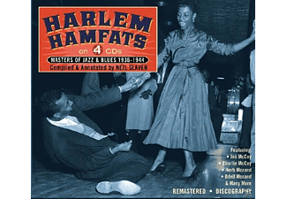 Harlem Hamfats - Masters Of Jazz & Blues - (CD)