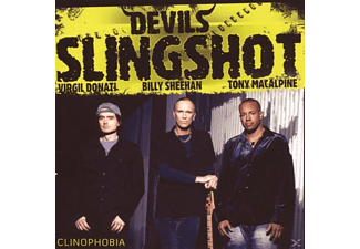 Devil's Slingshot - Clinophobia (CD)
