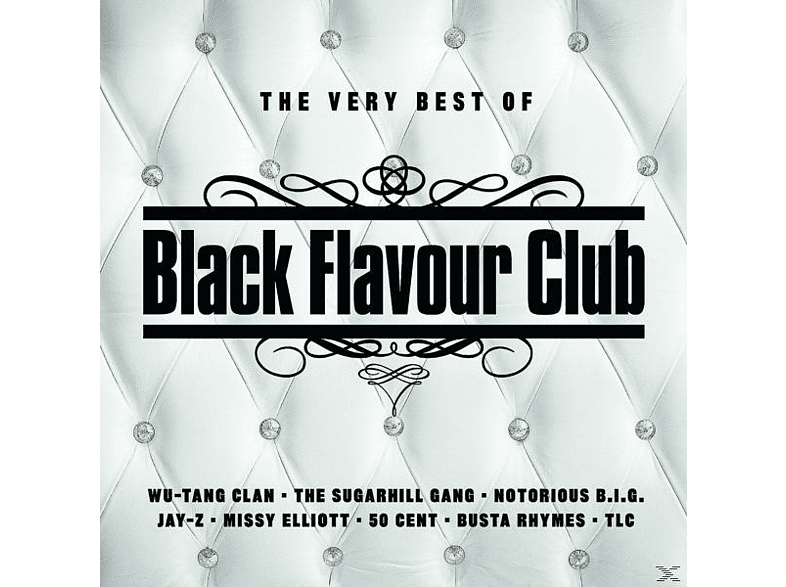 VARIOUS - Black Flavour Club-The Very Best Of [CD]