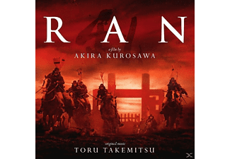 Ost-original Soundtrack - Ran - (CD)