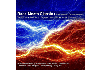 Diverse Klassik - Rock Meets Classics (Classical Choice) - (CD)