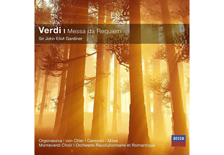 Diverse Klassik - VERDI - REQUIEM (CLASSICAL CHOICE) - (CD)