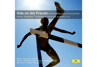 Diverse Klassik - ODE AN DIE FREUDE (CLASSICAL CHOICE) - (CD)