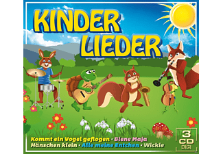 VARIOUS - Kinderlieder - (CD)
