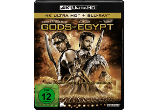 Gods of Egypt - (4K Ultra HD Blu-ray + Blu-ray)