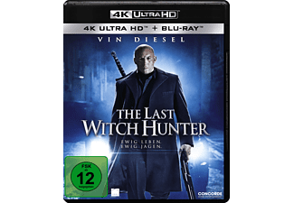 The Last Witch Hunter - (4K Ultra HD Blu-ray + Blu-ray)