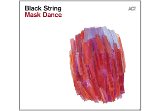 Black String - Mask Dance - (CD)