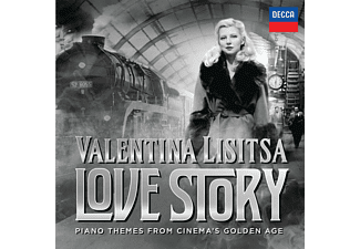 Valentina Lisitsa, BBC Concert Orchestra, Gavin Sutherland - Love Story: Piano Themes From Cinema's Golden Age - (CD)