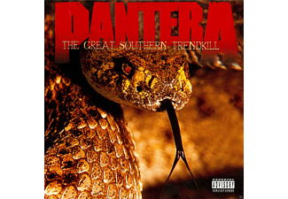 Pantera - The Great Southern Trendkill(20th Anniversary Edit - (CD)