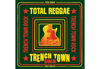 Total Reggae, VARIOUS - Total Reggae-Trench Town Rock - (Vinyl)