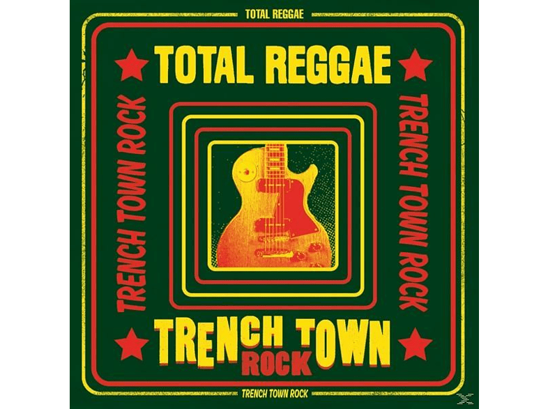 Total Reggae, VARIOUS - Total Reggae-Trench Town Rock [Vinyl]