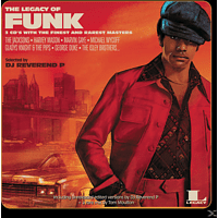 VARIOUS - The Legacy of Funk [CD]