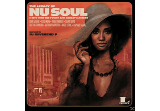 VARIOUS - The Legacy of Nu Soul - (CD)