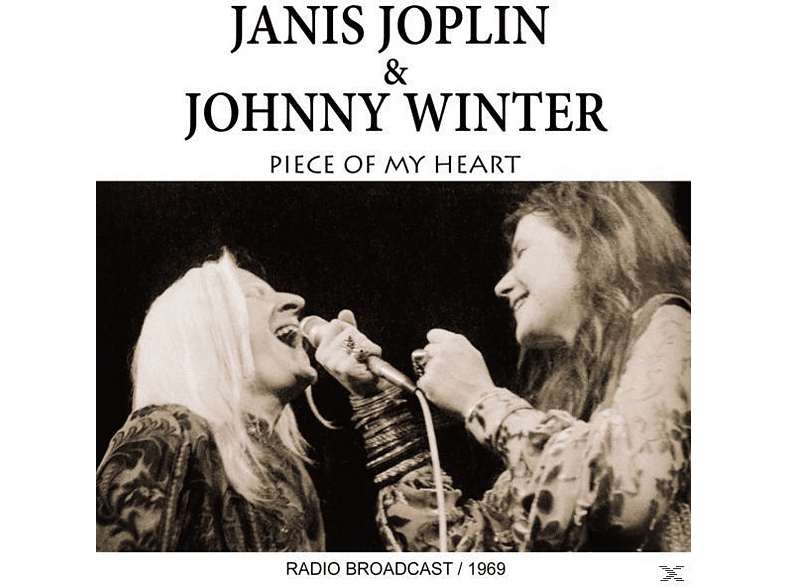 Joplin J./Winter Jo. - Piece Of My Heart 1969 [CD]