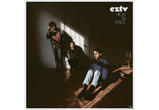 Eztv - High In Place - (CD)