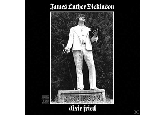 James Luther Dickinson - Dixie Fried - (CD)