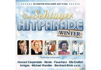VARIOUS - Die Schlager Hitparade-Winter - (CD)