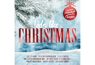 VARIOUS - Feels Like Christmas Vol.1 - (CD)