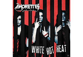 The Amorettes - White Hot Heat - (Vinyl)