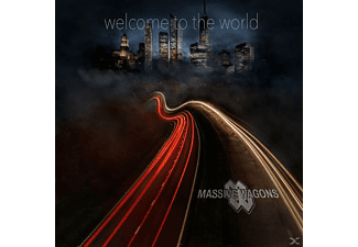 Massive Wagons - Welcome To The World - (Vinyl)