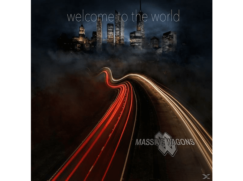 Massive Wagons - Welcome To The World [Vinyl]