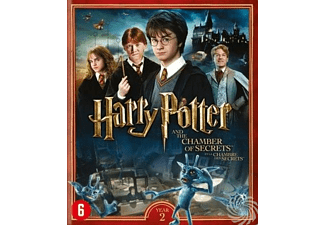 Harry Potter Year 2 - The Chamber Of Secrets | Blu-ray