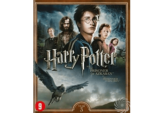 Harry Potter Year 3 - The Prisoner Of Azkaban | Blu-ray