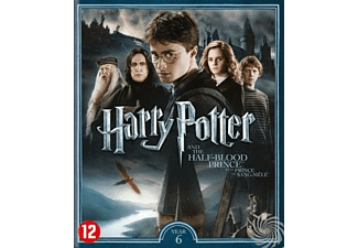 Harry Potter Year 6 - The Half-blood Prince | Blu-ray