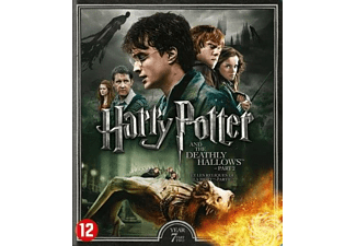 Harry Potter Year 7 - The Deathly Hallows Part 2 | Blu-ray