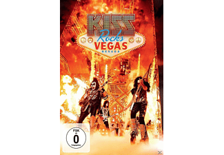 Kiss - Kiss Rocks Vegas (DVD) - (DVD)