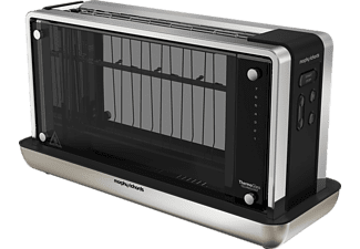 MORPHY RICHARDS 228000 Redefine Glas, Toaster, 2000 Watt