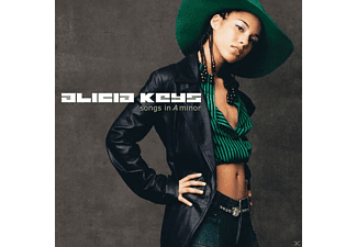 Alicia Keys - Songs In a minor - (Vinyl)